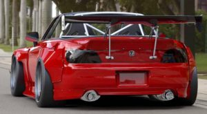 PANDEM S2000 WIDE BODY KIT  AP1 AP2 Rocket bunny by PANCROSS LLC