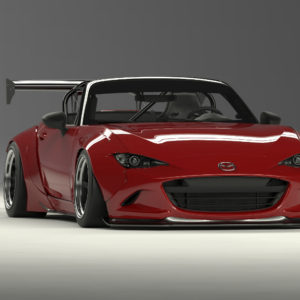 ROCKET BUNNY(ロケットバニー)  PANDEM ROAD STAR MX-5 ND