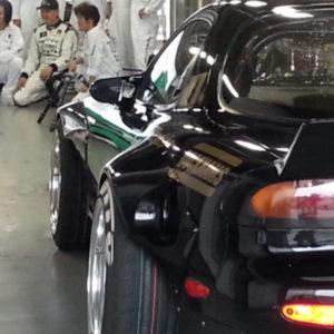 ROCKET BUNNY(ロケットバニー)  FD3S RX7